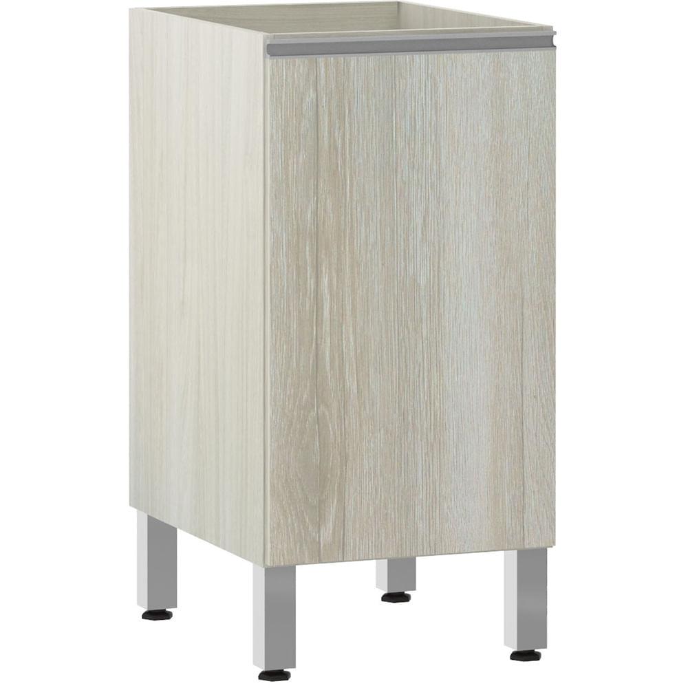 M Dulo Cozinha Balc O Sem Tampo Lis 1 Porta 40cm 2503 173