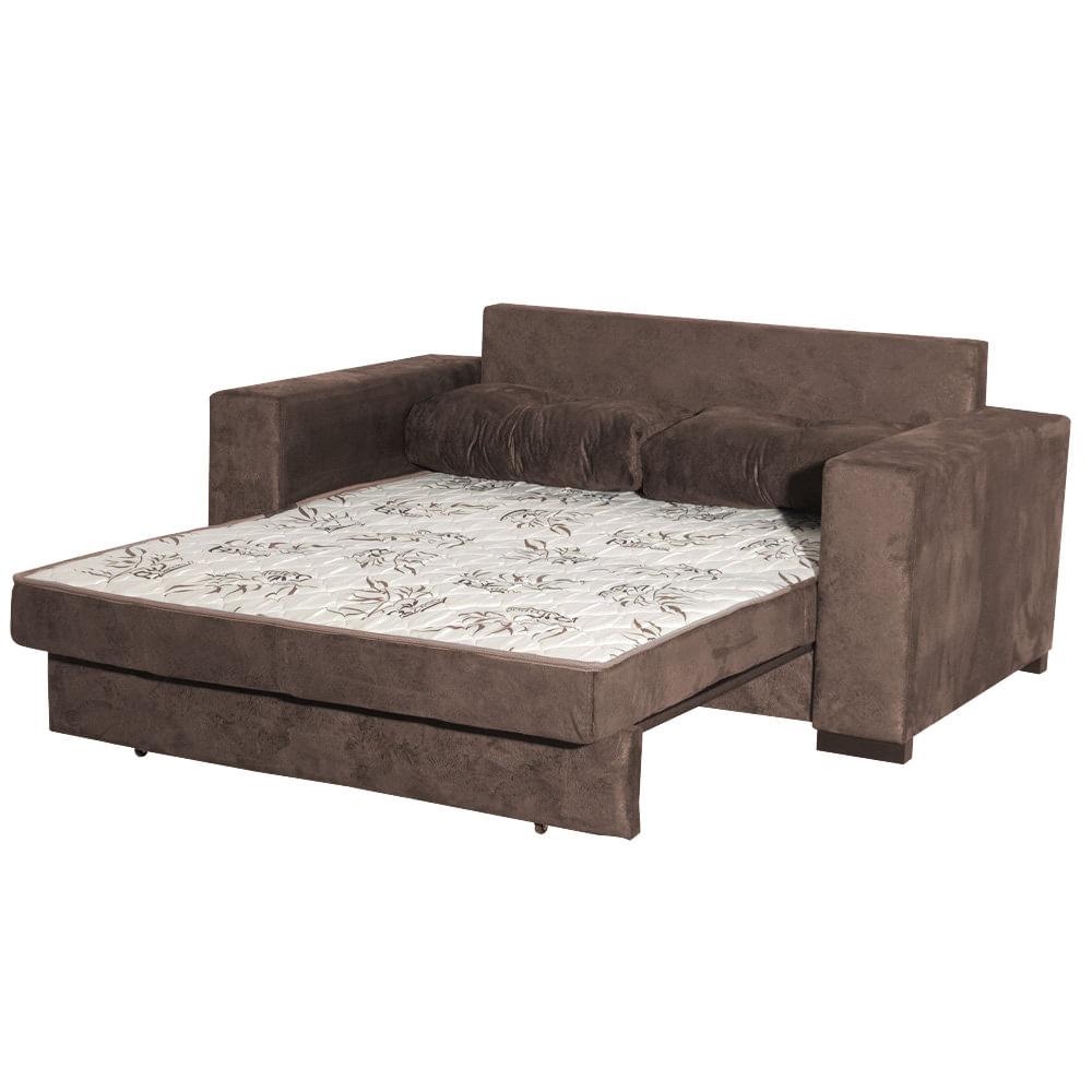 Sof cama viena abre at 1 98 cor 119 sonoshowmoveis for Divan cama completo