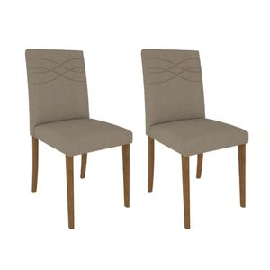 Cadeira-com-pes-de-Madeira-Marina-2-pecas---Caramelo---Savana