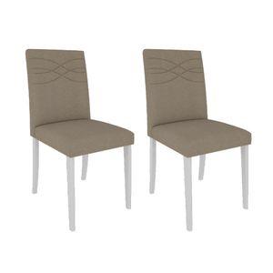 Cadeira-com-pes-de-Madeira-Marina-2-pecas---Caramelo---Branco