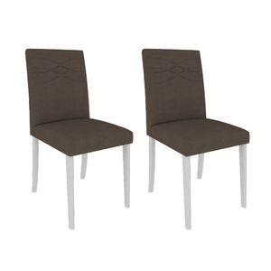 Cadeira-com-pes-de-Madeira-Marina-2-pecas---Chocolate---Branco