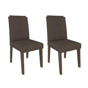 Cadeira-Nicole-2-pecas---Chocolate---Marrocos