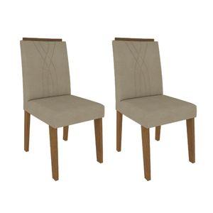 Cadeira-Nicole-2-pecas---Sued-Bege---Savana