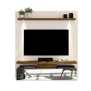 Home-Suspenso-com-LED-Luce-para-TV-de-ate-60-----Offwhite-com-Demolicao