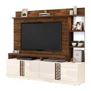 Home-Theater-Fiori-para-TV-de-ate-65-----Rustico-Malbec-com-Offwhite