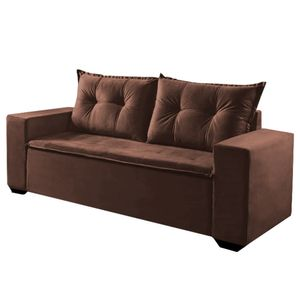 Sofa-Monaco---3-lugares---Cor-360---Marrom