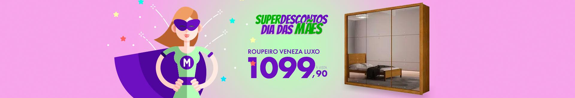 Veneza Luxo 3 Esp