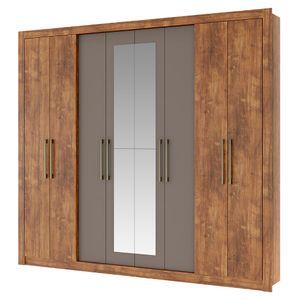 Guarda-Roupa-Hester-com-Espelho---8-portas---Native-com-Atacama