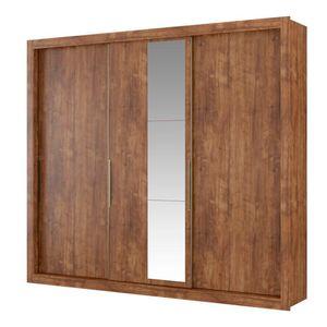 Guarda-Roupa-Astor-com-Espelho---3-portas---Native