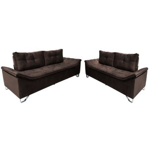 Sofa-Avant-3-2lug-Marrom-Luxo